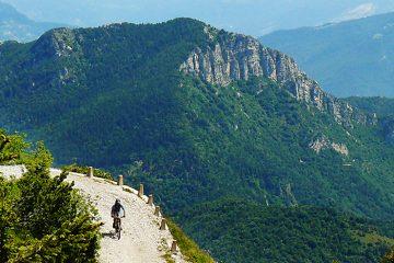 E-Bike MTB Tour Ehrwald Gardasee