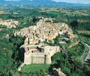 Civita di Castellana . Etappe Trekking Bike Tour Verso Roma. ALPStorus