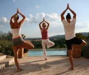 Villa Rey Yoga am Pool ALPStours