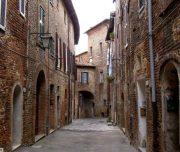Citta della Pieve, Mittelalterlicher Borgho in Umbrien. ALPStours