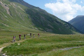 MTB Alpen Tour Via Claudia Trail