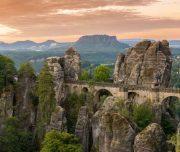 Sächsische Schweiz -Basteibrücke